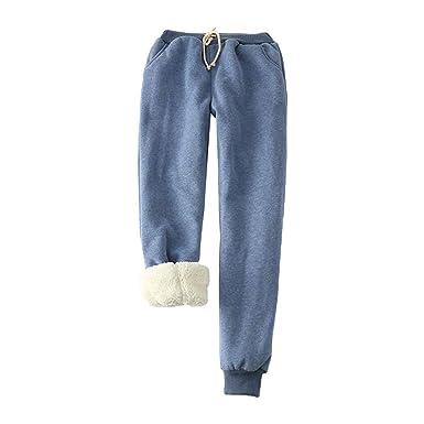 Yying Pantalones de Chándal para Mujer, Pantalones de Harén de ...