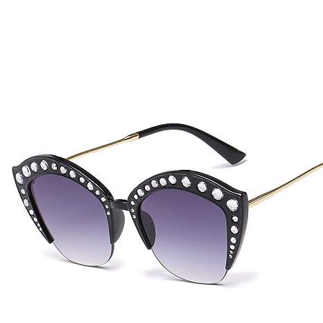 BiuTeFang Gafas de Sol Mujer Hombre Polarizadas Ojo Gafas ...