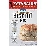 Zatarain's Buttermilk Biscuit Mix, 11 oz (Case of 6)