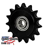 60BB15H-5/8'' Bore 15 Tooth Idler Sprocket for 60 Roller Chain