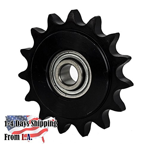 60BB15H-5/8'' Bore 15 Tooth Idler Sprocket for 60 Roller Chain by Jeremywell