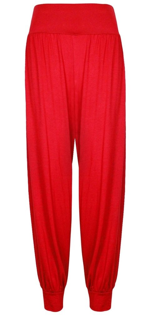 New Children's Girl's Harem Ali Baba Baggy Pants Trousers Ages 7-8, 9-10, 11-12 & 13