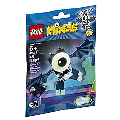 LEGO Mixels 41533 Globert Building Kit: Toys & Games