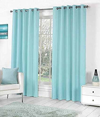 Buy Plain Curtain By Bsb Trendz Window Curtains Size 4x5 Feet