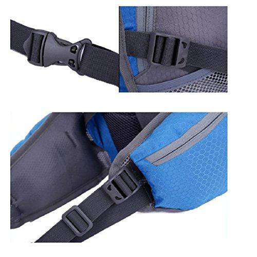 Z&N Backpack Capacidad 30L Mochila Ultra-Ligera Impermeable Deportes Al Aire Libre Montando Un Bolso Hombro MontañA Mochila Unisex Que ExcursióN Bolsos Del Estudiante Uso Diario E 30L F