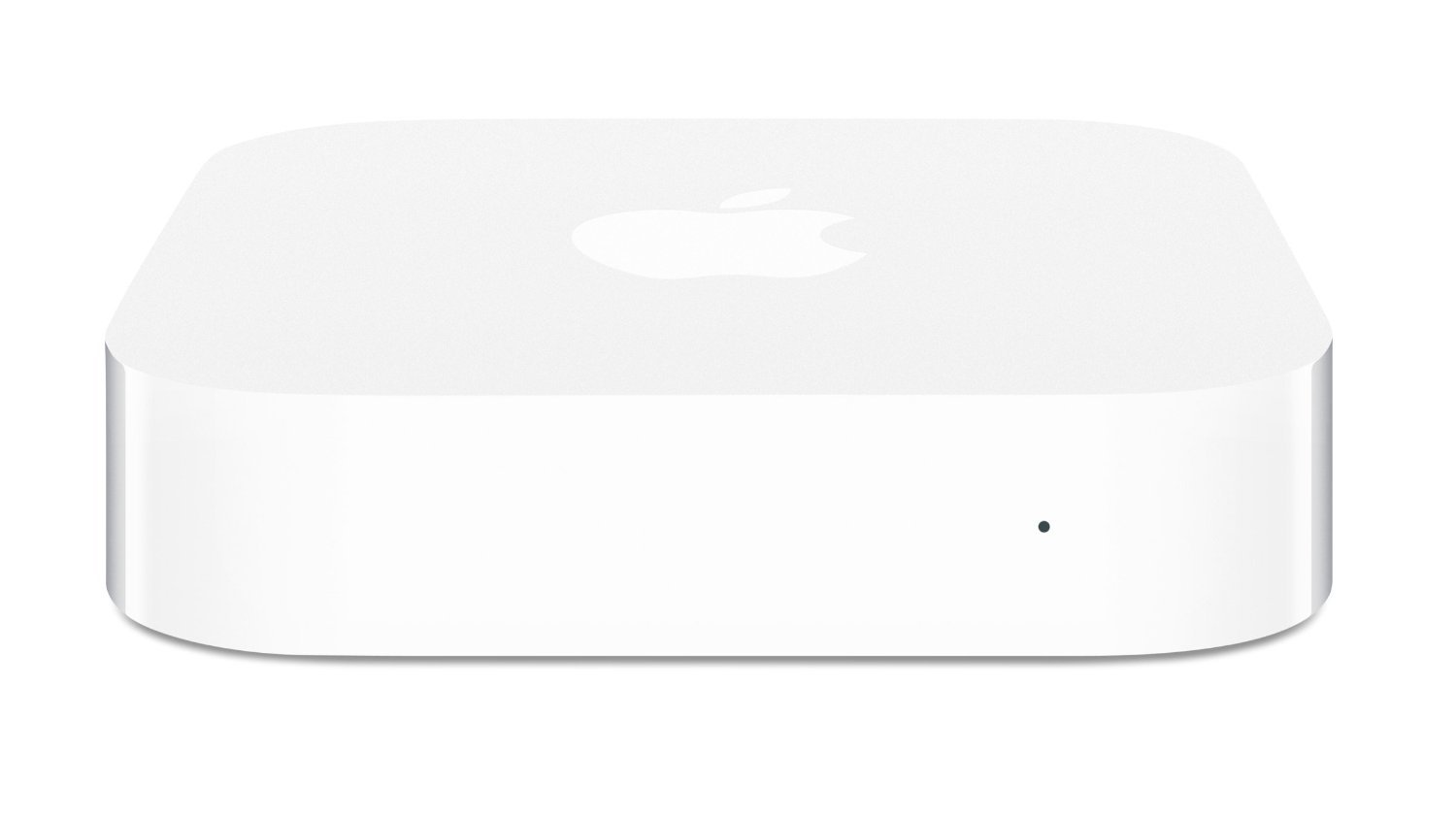 Apple AirPort Express Base Station MC414 Wireless Router (Renewed) by Apple