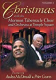 Christmas With the Mormon Tabernacle Choir and Orchestra at Temple Square, Volume 2
