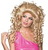 Best RUBIE'S Women Slippers - Rubie's Jersey Gail Wig, Blonde Review