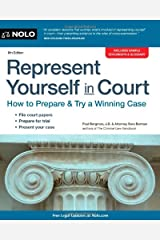 Represent Yourself in Court: How to Prepare & Try a Winning Case Paperback