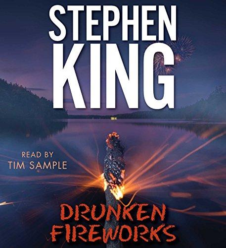 Drunken Fireworks by Simon & Schuster Audio