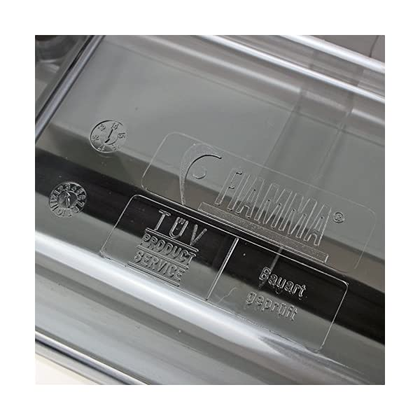 51nmEq9ghVL Fiamma Dachfenster Vent 50 Chrystal, 50 cm x 50 cm AuschnittmaàŸ + Deklain Dichtmittel + Schrauben