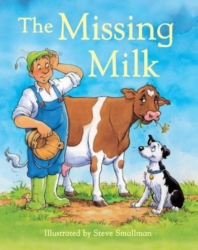 (Little Dragon Mini Storybooks: The Missing Milk)