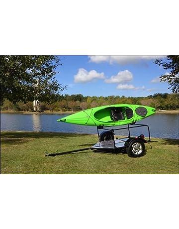 46f5e1d54811 Road Keel Folding Kayak and Bike Adventure Trailer