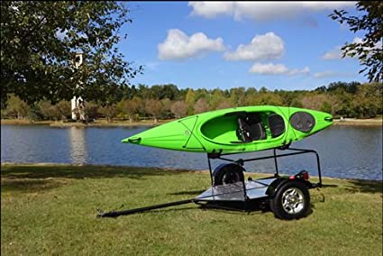 Amazon com: Road Keel Folding Kayak and Bike Adventure