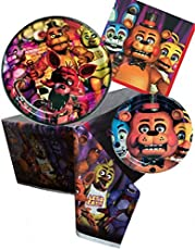 Dont Forget Five Nights At Freddys Party Supplies