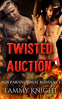 Download for free Twisted Auction: Gay Paranormal MPREG Romance
