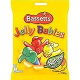 Bassett's Jelly Babies (190g)