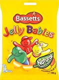 BASSETTS Jelly Babies, 190 g