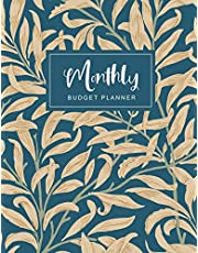 Monthly Budget Planner: Weekly Expense Tracker Bill Organizer   Personal Finance Book Keeping Journal Planning   Budget Notebook   Spending Tracking   Business Money Skills Time Management