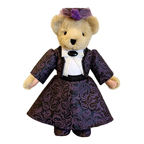 North American Bear Downton Abbey Collectible: Violet Crawley Dowager Countess of Grantham -