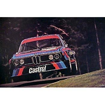 Amazon.com: 2001 BMW M3 E46 Factory Cartel (Raro) Póster de ...