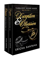 Deception & Obsession: Turbulent Desire Series  (Vol.1 & Vol.2  (Meet the Witty Sexy Jean Carlo DePandi) A (Possessive Playboy Billionaire) A Titillating Mystery In Manhattan