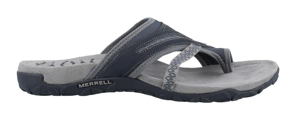Merrell Women's, Terran Post Thong Sandals Slate 10 M by Merrell
