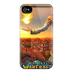 Slim Fit Protector Shock Absorbent Bumper World Of Warcraft Girl Cases For Iphone 6