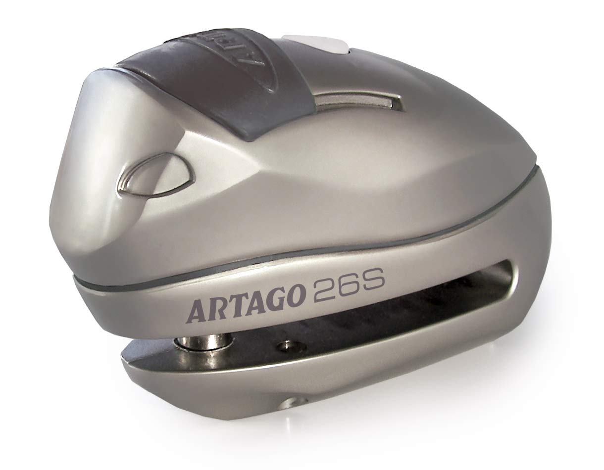 Color Negro Bottari 60700 Sistema de Alarma para Motocicleta