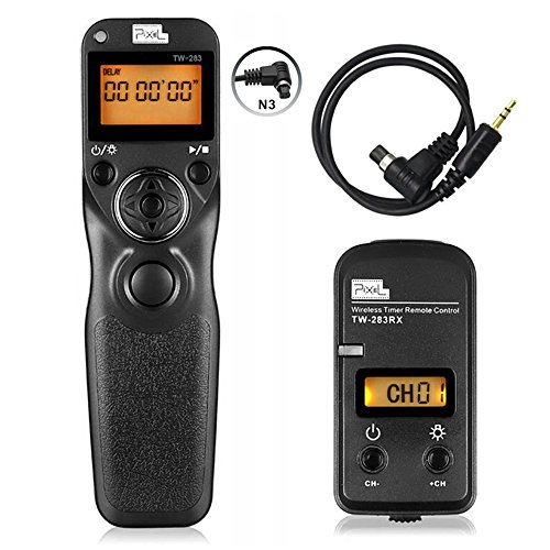 Pixel TW-283 N3 Wireless Shutter Remote Control For Canon EOS-1D X