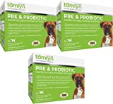 Tomlyn Pre & Probiotic Water Soluble Powder for Dogs 90ct (3 x 30ct)