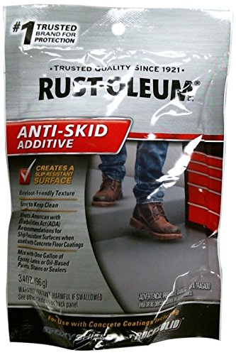 Rustoleum 214383 8 Oz EPOXYShield Anti-Skid Coating