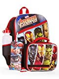 Best AVENGERS Book Bags - Avengers 5 PC Backpack with Lunch Bag Review