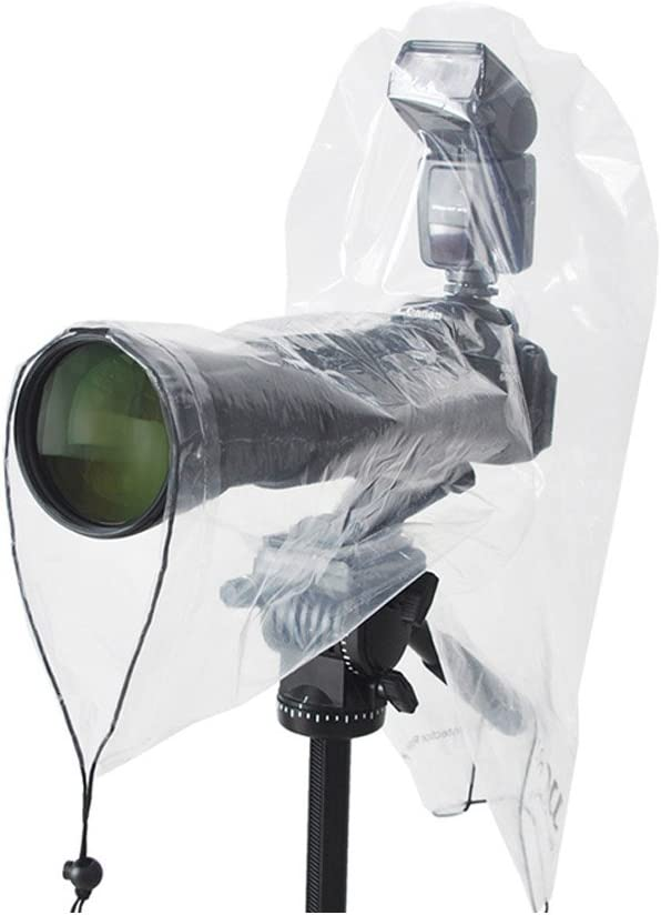 Cubierta Protectora Impermeable para cámara y Objetivo JCC, 2 ...