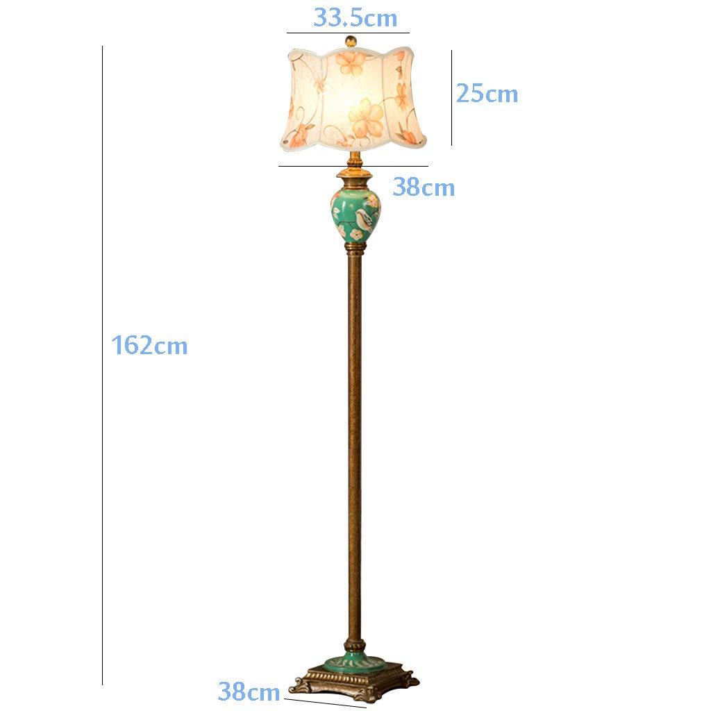 NNIU- Stehlampe Stehlampe Stehlampe aus Harz, Nachttischlampe für Wohnzimmer Schlafzimmer Studie Licht 38x162cm (Farbe   A) B07MJRM6CK | Wirtschaft  38684c