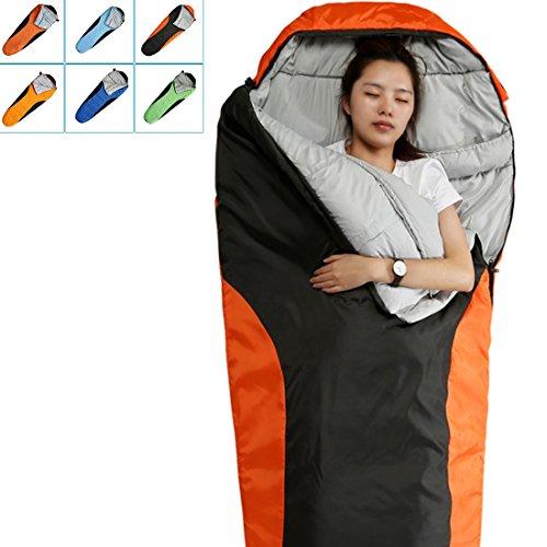 Black Kids Sleeping Bag - 1