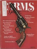 img - for Arms Gazette March 1980 book / textbook / text book