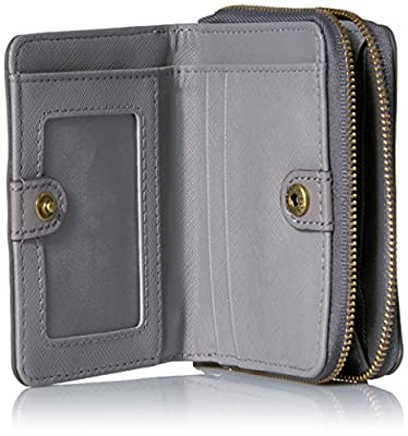 Fossil Emma Rfid Mini Multifunction-grey Wallet