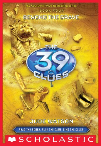 39 clues unstoppable book 4 - 7