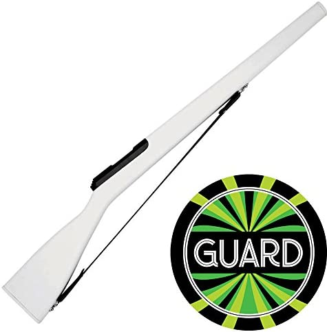 DSI Director s Showcase 39 inch Elite 4 Color Guard Rifle and Decal Bundle Medium Weight