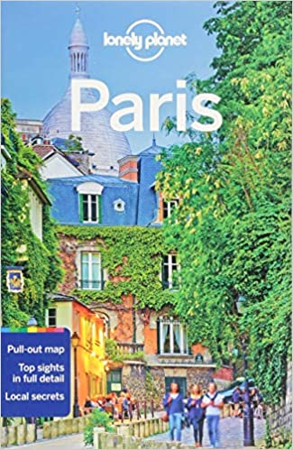 The Lonely Planet Paris (Travel guide) travel product recommended by Ellie Palmer on Lifney.
