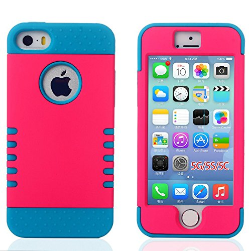 dual-color-3-in-1-hybrid-high-impact-combo-robot-design-rubber-silicone-matt-pc-phone-cover-case-for