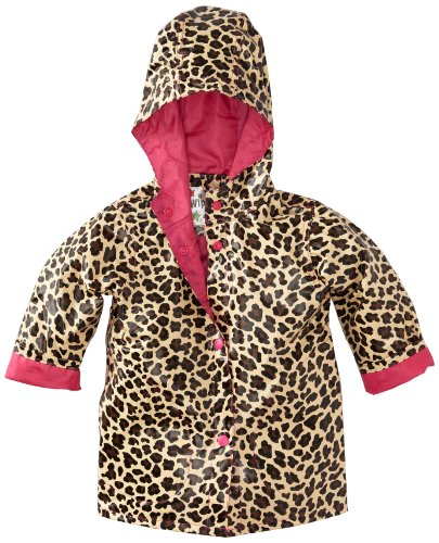 Wippette Little Girls'  Leopard Raincoat