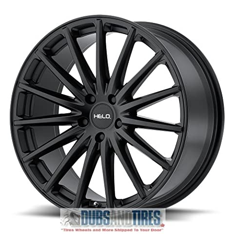 Helo HE894 Satin Black Wheel (18x8