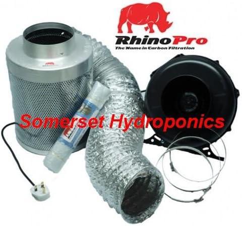 5inch Rhino Fan Thermostatically Controlled 125mm