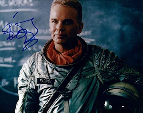 (Billy Bob Thornton Signed Autographed 8x10 Photo The Astronaut Farmer COA)