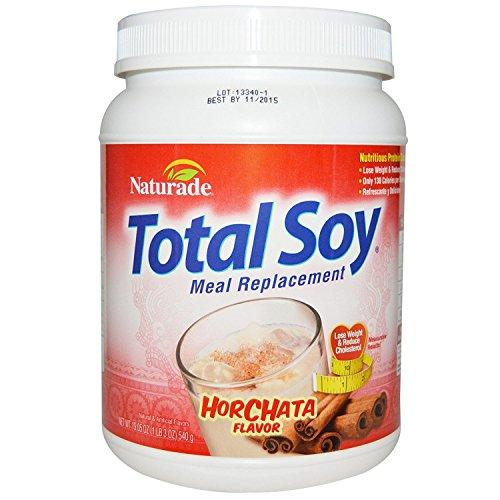 Naturade Total Soy Weight Loss Shake Horchata 19 1 oz 540 g