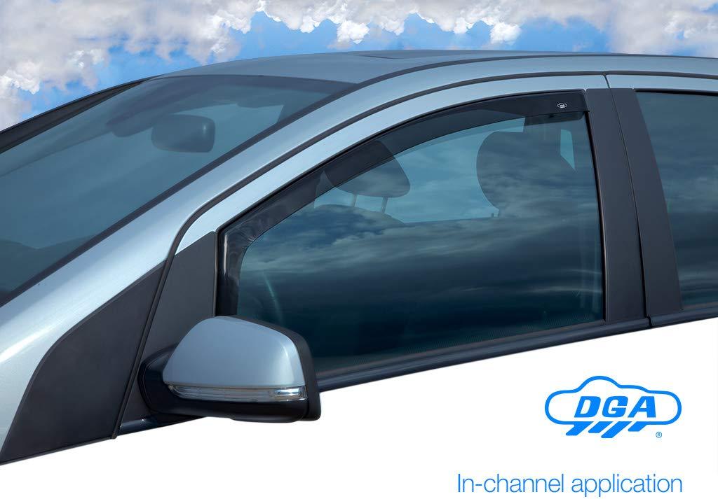 DGA 15.014 Derivabrisas para MERCEDES VIANO 2003-2009 5 puertas