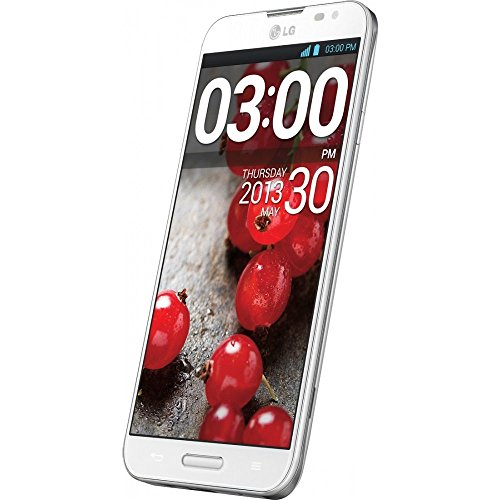 LG Optimus G Pro E980 32GB Unlocked GSM 4G LTE Android Smartphone (White)