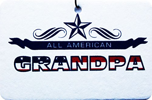AAF-Popular All American Grandpa Car Air Freshener